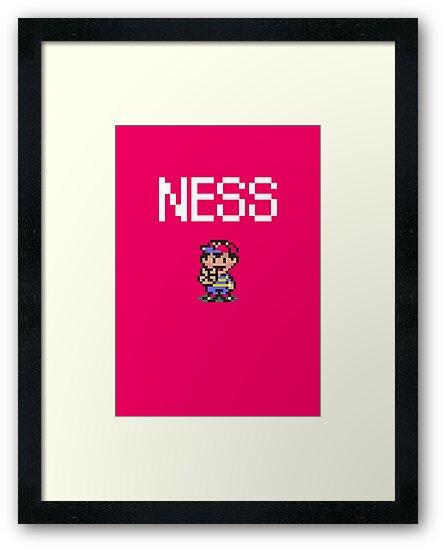 Ness by Studio Momo ╰༼ ಠ益ಠ ༽
