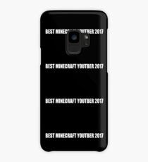 Minecraft Youtuber Drawing Cases Skins For Samsung Galaxy For S - Skins para minecraft youtubers