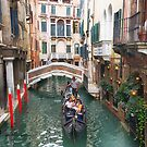 Gondola - Venice by Yannik Hay
