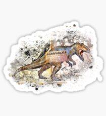 Gigantosaurus Sticker