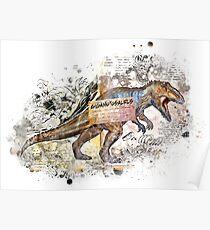 Gigantosaurus Poster