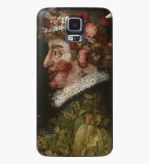 La Primavera by Giuseppe Arcimboldo Case/Skin for Samsung Galaxy