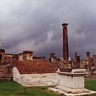Storm Over Pompeii by BigAl1