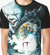 IT pennywise - It movie Graphic T-Shirt