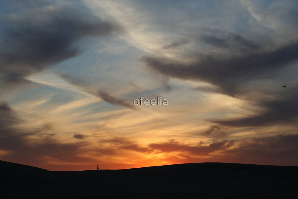 colors in the sky  by ofeelia
