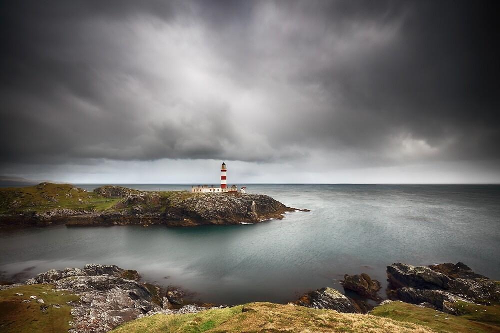 Eilean Glas Lighthouse by Grant Glendinning