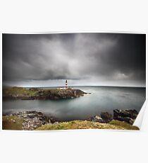 Eilean Glas Lighthouse Poster