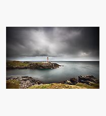 Eilean Glas Lighthouse Photographic Print