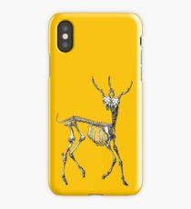 Sincere The Deer iPhone Case/Skin