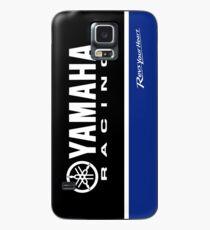 YAMAHA Blue Case/Skin for Samsung Galaxy