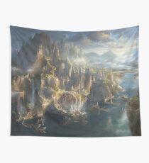 Ocean Empire Wall Tapestry