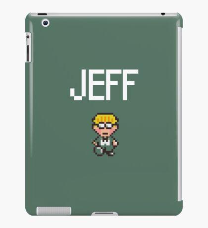 Jeff iPad Case/Skin