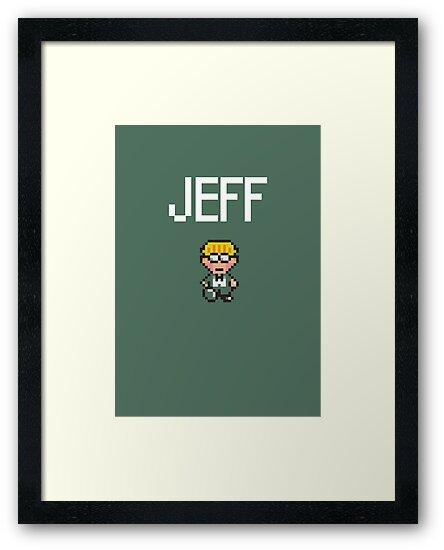 Jeff by SophisticatC x Studio Momo╰༼ ಠ益ಠ ༽