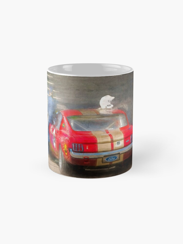 Alternate view of 1966 Ford Mustang GT350 Mugs