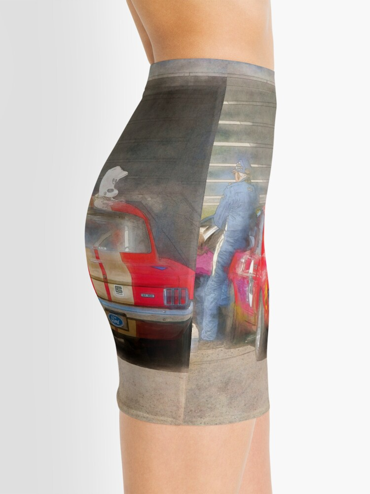 Alternate view of 1966 Ford Mustang GT350 Mini Skirt