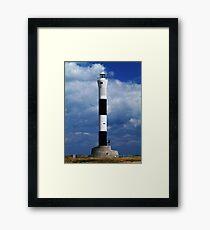 Lighthouse - Dungeness Framed Print