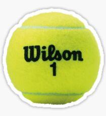 Wilson Tennisball Sticker