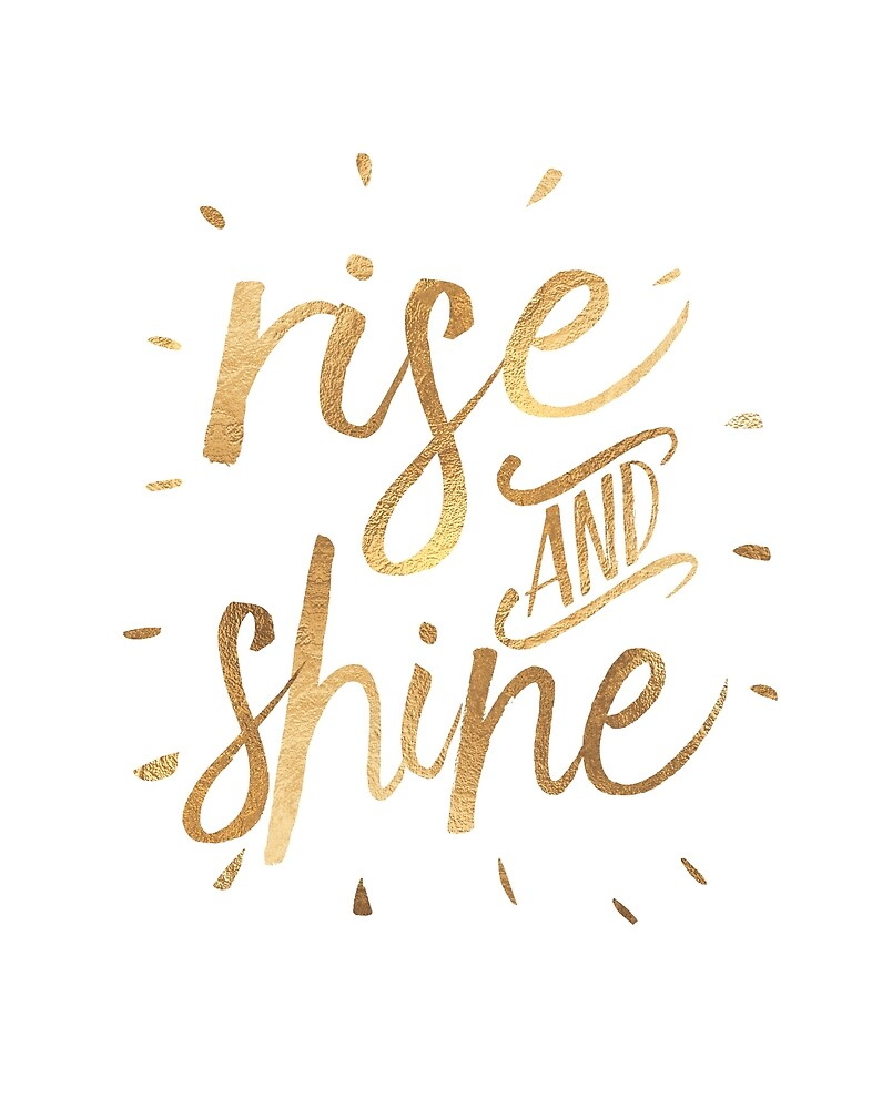 Rise And Shine Quotes | Rise And Shine Sign Bedroom Decor Home Decor Living Room Decor