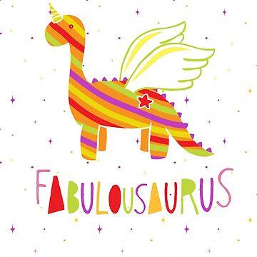 Fabulousaurus von amygrace