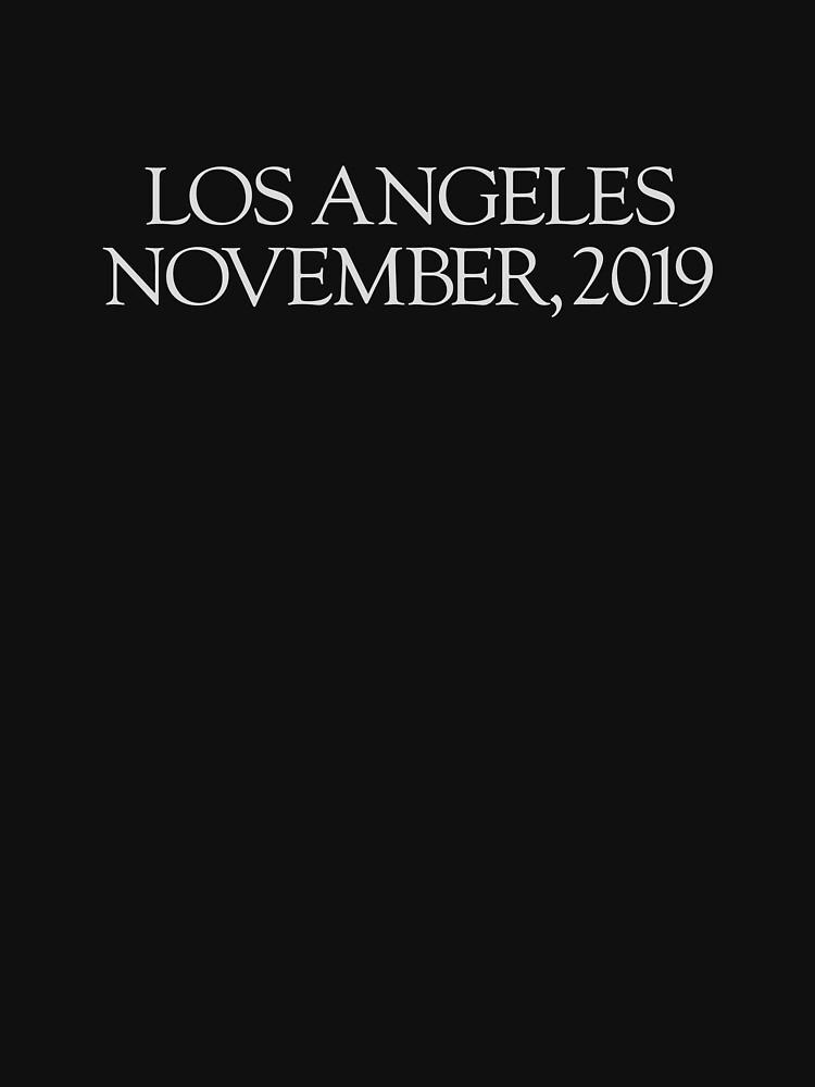 Blade Runner | Los Angeles, November 2019 by directees
