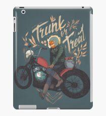 Trunk or Treat iPad Case/Skin