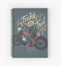 Trunk or Treat Spiral Notebook