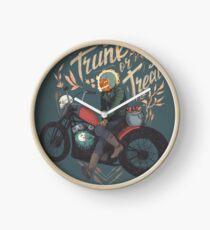 Trunk or Treat Clock