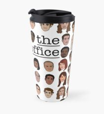 The Office Crew Travel Mug