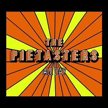 The Pietasters All Day by jeanninedespins