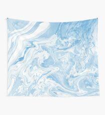 Wolkenhimmel Marmor Wandbehang