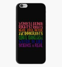 Political Protest - United we are stronger iPhone Case