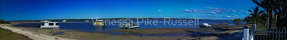 Travel, QLD Sunshine Coast: Pelican waters panorama by Vanessa Pike-Russell