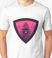 Watchtower Shield- Welcome to Nightvale Edition Unisex T-Shirt