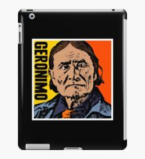 GERONIMO-COLOUR iPad Case/Skin