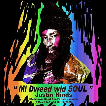 Justin Hinds (Special Edition)  by jeanninedespins