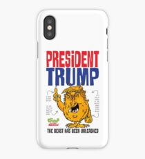 President Grump iPhone Case/Skin