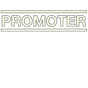 Promoter (Useful design)  by yober