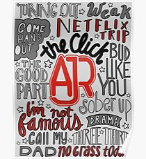 AJR The Click Poster