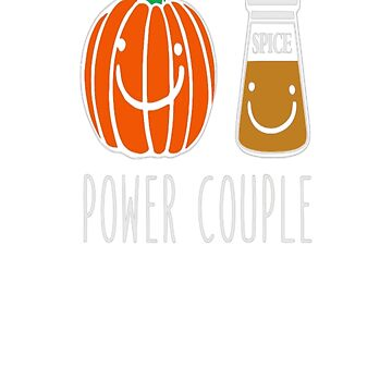 Pumpkin Spice Power Couple by HerbRe
