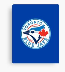 TORONTO BLUE JAYS Canvas Print