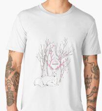 Deer Print Men's Premium T-Shirt
