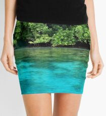 Bougainville Shoreline Mini Skirt