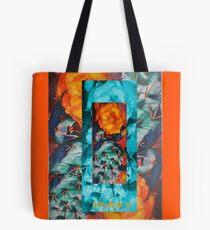 Blooming Spine Tote Bag