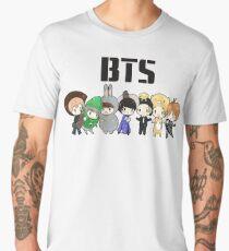 Camiseta premium para hombre BTS 21st Century Girls (versión de Halloween)