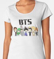 BTS 21st Century Girls (Halloween ver.)  Women's Premium T-Shirt