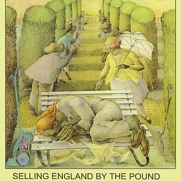 Genesis - Selling England by the Pound by Garblesnatcher