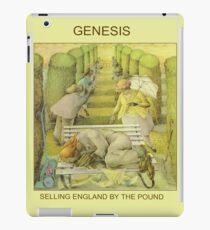 Genesis - England durch das Pfund verkaufen iPad-Hülle & Klebefolie