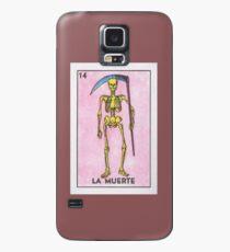 Funda/vinilo para Samsung Galaxy La Muerte