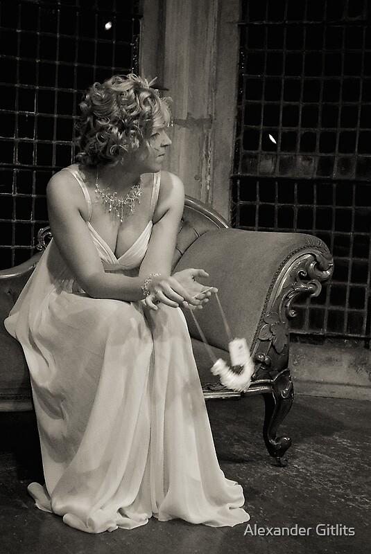 Bride in Waiting by Alexander Gitlits