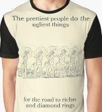 Kanye's English Gentlemen Graphic T-Shirt